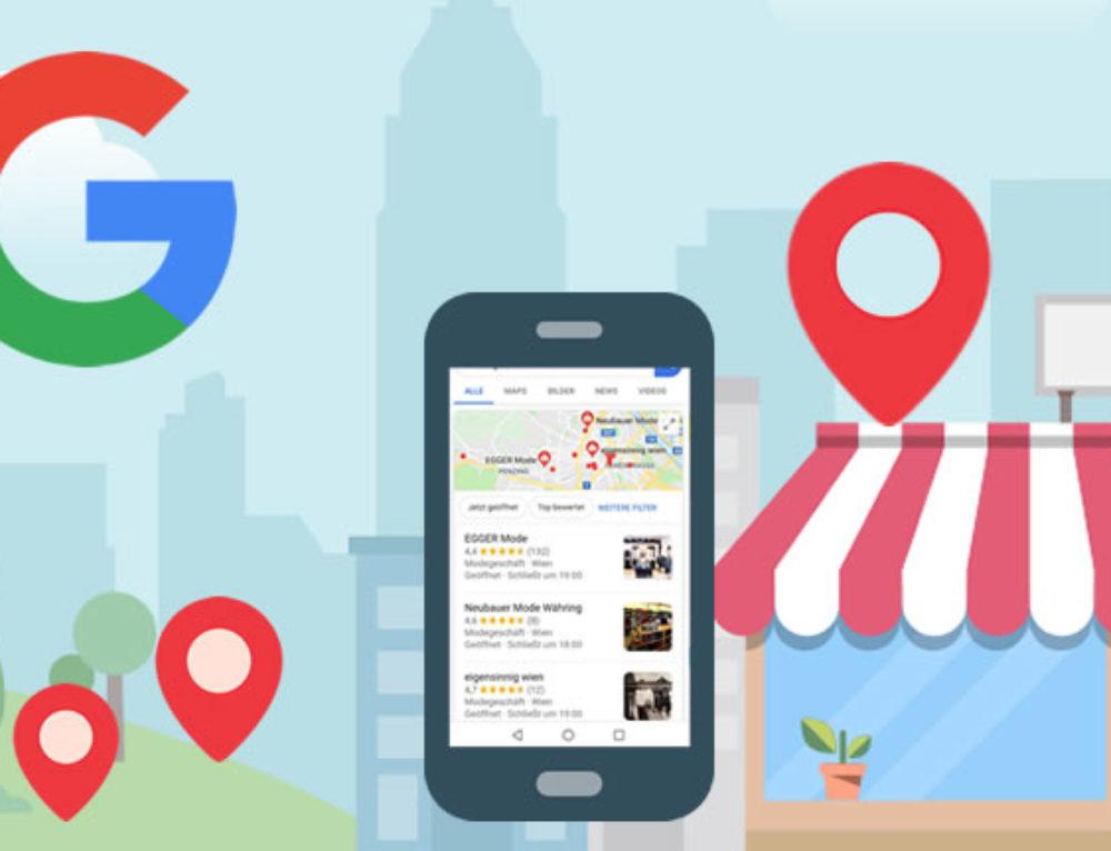 Google My Business Studie: Anzahl der Views und Klicks steigen!