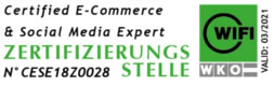 Certified E-Commerce Social Media Expert CESE
