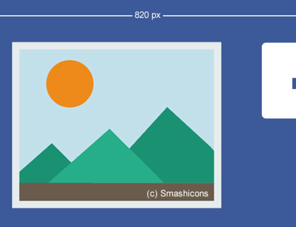 Facebook: Optimale Bildgrößen (Stand Feb. 2020)