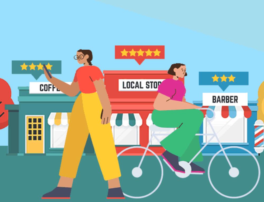Studie 2020: Wie Konsumenten lokale Bewertungen nutzen