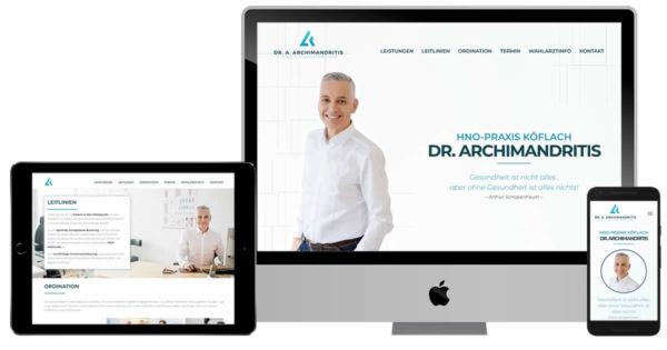 HNO Praxis Köflach, Dr. Archimandritis